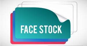 facestock