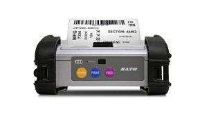 "MB4i Series 4"" Portable Thermal Printer"